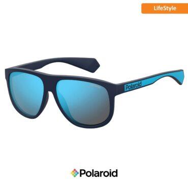 Слънчеви очила POLAROID 2080/S MATTE BLUE blue с поляризация