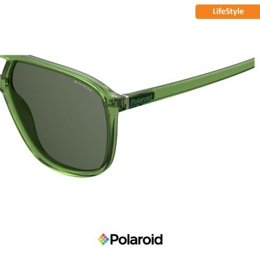 Слънчеви очила POLAROID 6097/S GREEN green с поляризация
