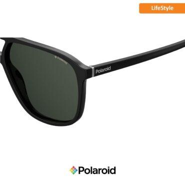 Слънчеви очила POLAROID 6097/S BLACK grey с поляризация
