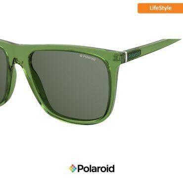 Слънчеви очила POLAROID 6099/S GREEN green с поляризация