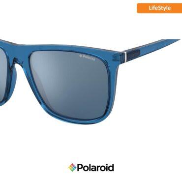 Слънчеви очила POLAROID 6099/S BLUE platinum с поляризация