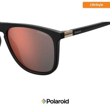 Слънчеви очила POLAROID 2092/S BLACK red sp с поляризация