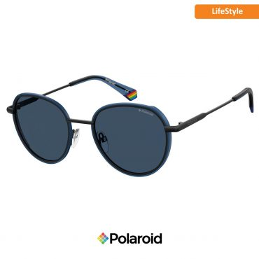 Слънчеви очила POLAROID 6114/S BLUE grey с поляризация