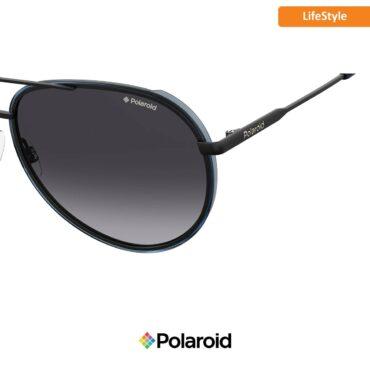 Слънчеви очила POLAROID 6116/G/S BLUE grey sf с поляризация