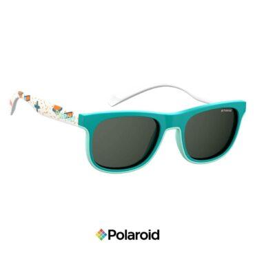 Детски слънчеви очила POLAROID 8035/S GREEN Grey с поляризация