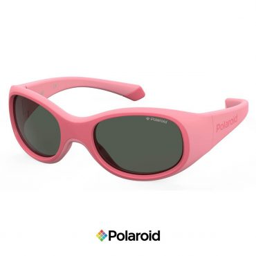 Детски слънчеви очила POLAROID 8038/S PINK Grey с поляризация