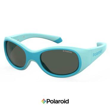 Детски слънчеви очила POLAROID 8038/S AZURE Grey с поляризация