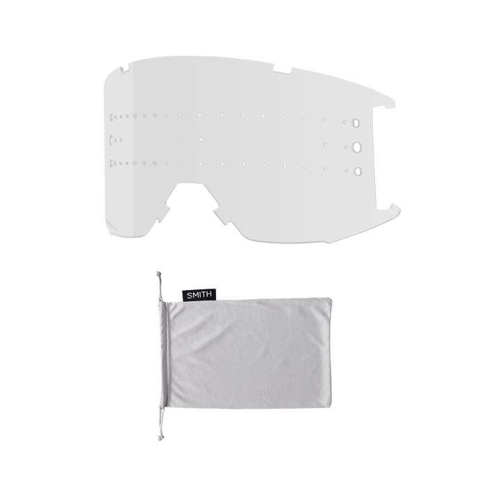 Допълнителна прозрачна плака за маска за колоездене Smith