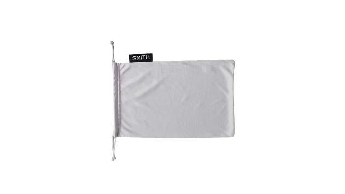 Микрофибърна торбичка за съхранение на маска за колело Smith