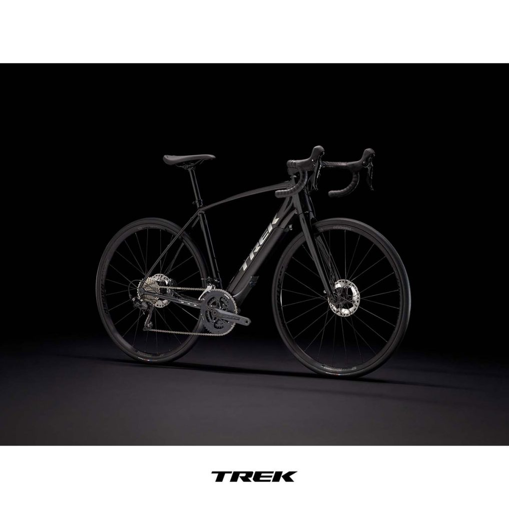 Електрическо шосейно колело TREK DOMANE+ ALR   черно