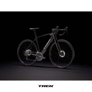 Електрическо шосейно колело TREK DOMANE+ ALR | черно