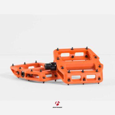 Платформени педали Bontrager Line Elite MTB - оранжево