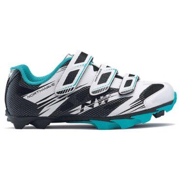 Дамски обувки за планинско колоездене Northwave Katana 2 - синьо