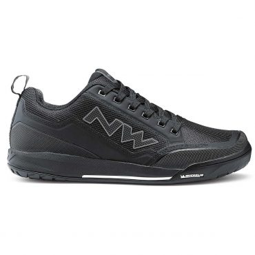 Обувки за планинско колоездене Northwave Clan - черно