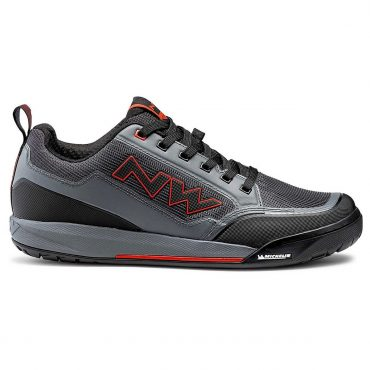 Обувки за планинско колоездене Northwave Clan - червено