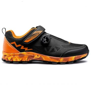 Обувки за планинско колоездене Northwave Corsair - оранжево