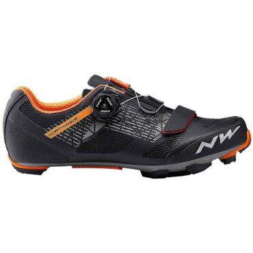 Обувки за планинско колоездене Northwave Razer - оранжево