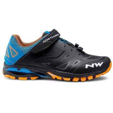 Обувки за планинско колоездене Northwave Spider 2 - черно