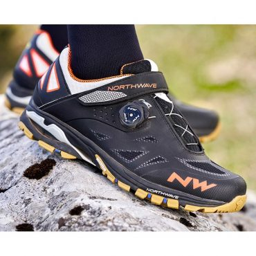 Обувки за планинско колоездене Northwave Spider Plus 2 - черно