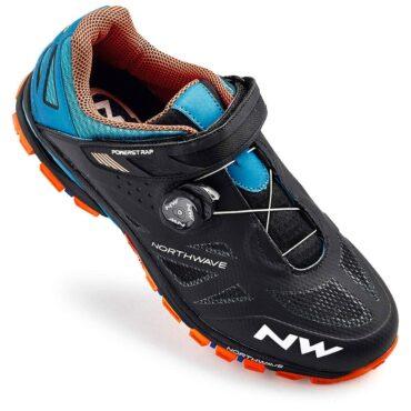 Обувки за планинско колоездене Northwave Spider Plus 2 - оранжево